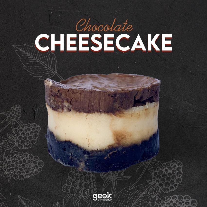 Resim Çikolatalı Cheeschake