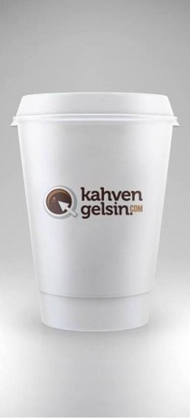Resim Aromalı Vegan Latte